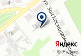 «Меридиан, автокомплекс» на Яндекс карте