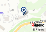 «Находкинский проспект-28, ООО, управляющая компания» на Яндекс карте