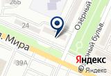 «Florida dance studio, танцевальная студия» на Яндекс карте