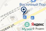 «Тихоокеанский Контейнерный Транзит, ООО» на Яндекс карте