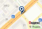 «Лучший отогрев авто» на Яндекс карте