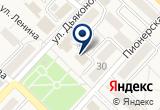 «Бархатный сезон» на Яндекс карте