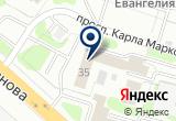 «АГРОПРОМДОРСТРОЙ АО» на Яндекс карте