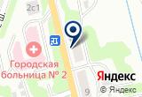 «Станция медицинской скорой помощи» на Яндекс карте
