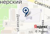 «Детский сад №1» на Яндекс карте