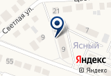 «Акцепт Охрана» на Яндекс карте