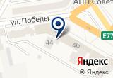 «Сеть мебельных салонов Папа Карло, ООО» на Яндекс карте