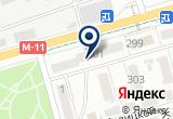 «Гузар И.П., частный предприниматель» на Yandex карте