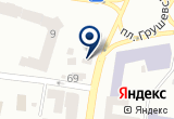«Служба похоронных услуг» на Yandex карте