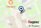 «ТД Комета» на Yandex карте
