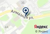 «РеалВуд Псков» на Yandex карте