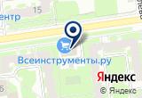 «Джет Мани» на Yandex карте