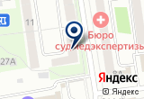 «Центр Красоты и здоровья» на Yandex карте