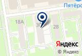 «Детская Художественная школа» на Yandex карте