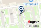 «Управление Специальной Связи по Псковской области» на Yandex карте