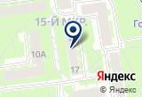 «Застройщики Любятово» на Yandex карте