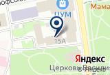 «Псковская обласная организация Профсоюза Работников Государственных Учреждений и Обществе» на Yandex карте