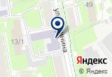 «Псковский кооперативный техникум» на Yandex карте
