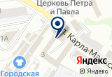 «Всероссийское общество автомобилистов» на Yandex карте