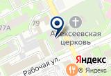 «Шанс-Элсви» на Yandex карте