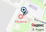 «Визус» на Yandex карте