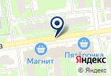 «Сауна» на Yandex карте