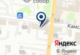«Каменный Двор Шамбор» на Yandex карте