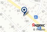 «Гранитные памятники» на Yandex карте