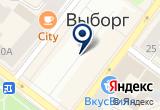 «ВЕГА ЗАО - Выборг» на Яндекс карте Санкт-Петербурга