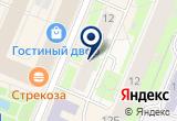 """«Магазин """"Электрон"""" - Кронштадт» на Яндекс карте Санкт-Петербурга"""
