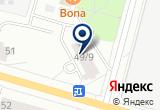 «Юни-Вэб» на Яндекс карте Санкт-Петербурга