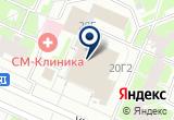 "«Компания ""Золотые руки""» на Яндекс карте Санкт-Петербурга"