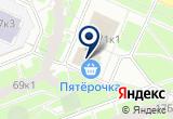 «ГК Морской персонал» на Яндекс карте Санкт-Петербурга