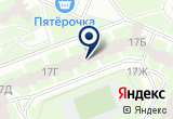 «Транс-мет» на Яндекс карте Санкт-Петербурга