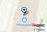 «Франкарди» на Яндекс карте Санкт-Петербурга