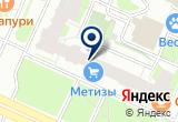«Магазин «СЭТ»» на Яндекс карте Санкт-Петербурга
