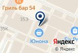 «NozhiMAN» на Яндекс карте Санкт-Петербурга