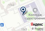 «OT-DEKO» на Яндекс карте Санкт-Петербурга