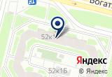 «Богатырский» на Яндекс карте Санкт-Петербурга