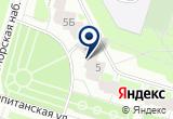 «Гор Образование, ООО, компания юридических и бизнес-услуг» на Яндекс карте Санкт-Петербурга