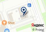 «Магазин товаров для бани» на Яндекс карте Санкт-Петербурга