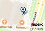 «LWCOM» на Яндекс карте Санкт-Петербурга
