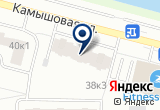 «Петербургская маска» на Яндекс карте Санкт-Петербурга