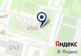 «Частный дом престарелых Вишневый Сад Морская набережная» на Яндекс карте Санкт-Петербурга