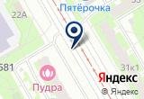 «Установка межкомнатных дверей» на Яндекс карте Санкт-Петербурга