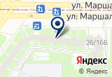 «ТЭЦ-17» на Яндекс карте Санкт-Петербурга