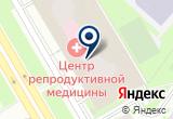 «Рио-Лайн» на Яндекс карте Санкт-Петербурга