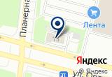 «Эксклюзив СПб» на Яндекс карте Санкт-Петербурга