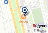 «УИК - ЭНД ООО» на Яндекс карте Санкт-Петербурга