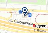 «H2O» на Яндекс карте Санкт-Петербурга